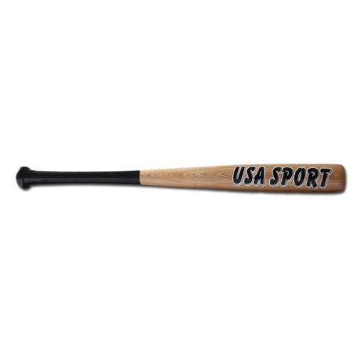 Baseballschläger Holz Natur 25
