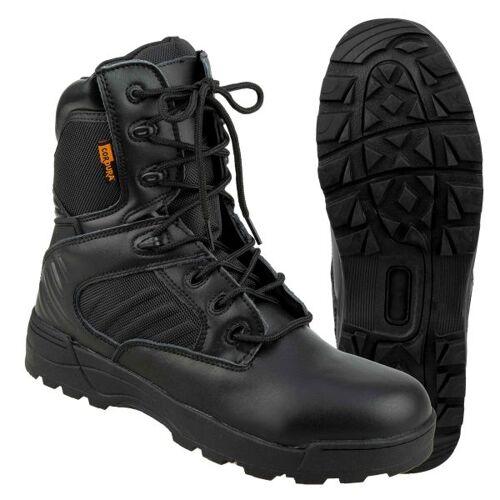 Highlander Stiefel Echo Boots schwarz