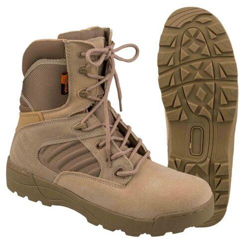 Highlander Stiefel Echo Boots tan