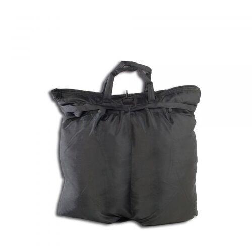 Helmtasche schwarz
