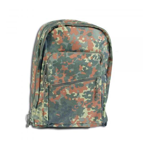 Mil-Tec Rucksack Daypack flecktarn