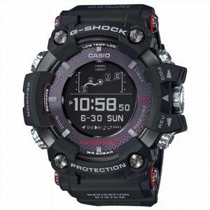 G-Shock Casio Uhr G-Shock Rangeman GPR-B1000-1ER schwarz