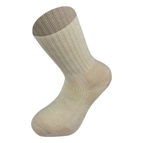 Highlander Socken Norwegische Armee weiß