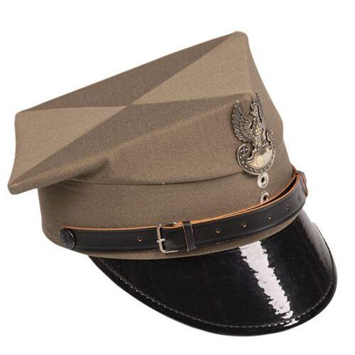 Polnische Armee Polnische Schirmmütze Tschapka Mannschaft neuwertig