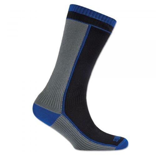 Sealskinz Socken Sealskinz Mid-Light Large schwarz