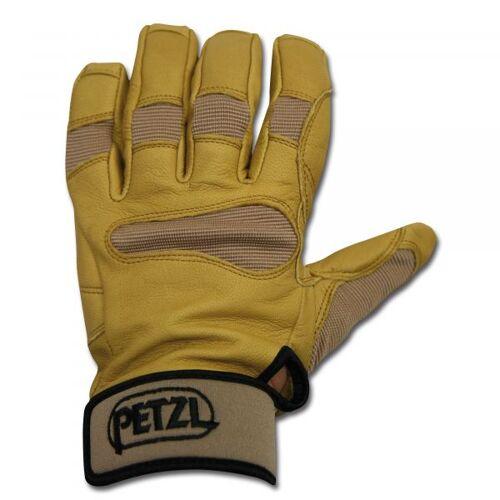 Petzl Handschuhe Petzl Cordex Plus khaki