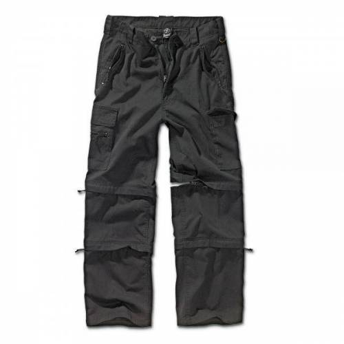 Brandit Hose Brandit Savannah Pants schwarz