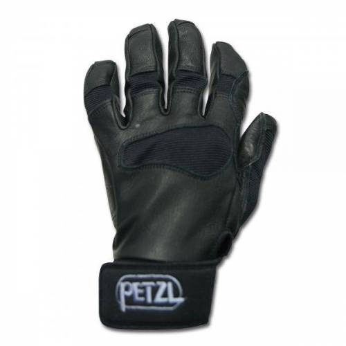 Petzl Handschuhe Petzl Cordex Plus schwarz