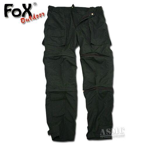 Fox Outdoor Outdoor Hose schwarz