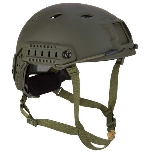 MFH US Helm FAST- Fallschirmjäger oliv