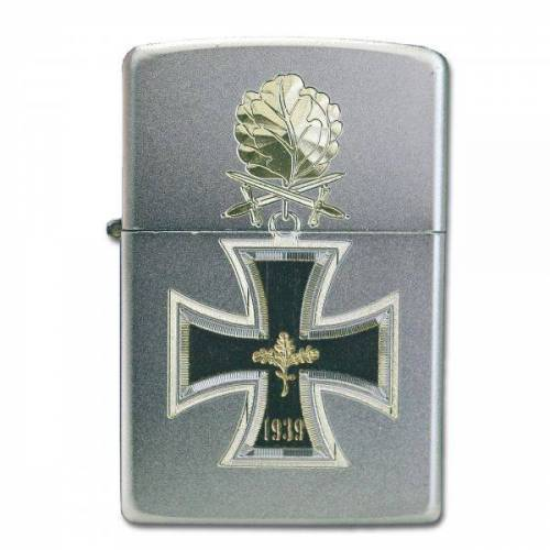 Zippo mit Gravur Ritterkreuz