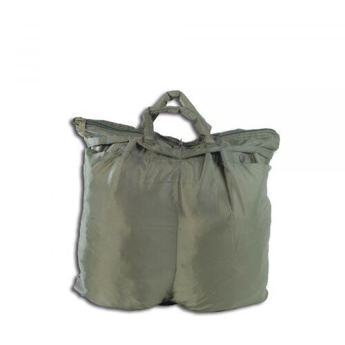 Helmtasche oliv