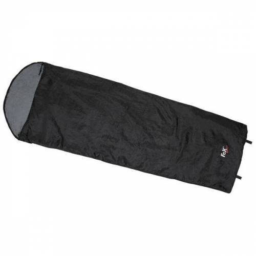 Fox Outdoor Schlafsack Extralight schwarz
