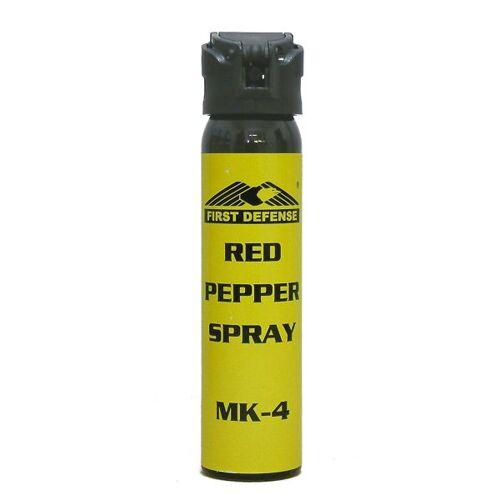 First Defense Pfefferspray Red Pepper MK-4 Spray 75 ml