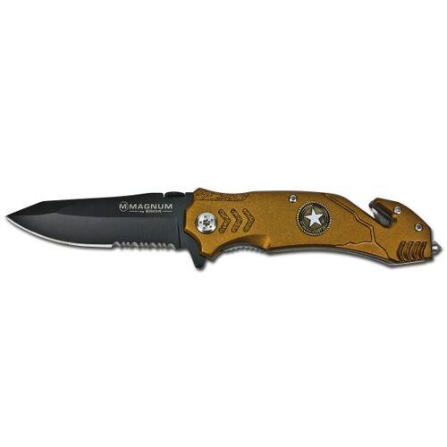 Magnum-Messer Rettungsmesser Magnum Army Rescue