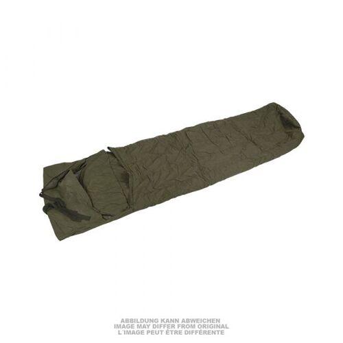 Belgische Armee Belgischer Schlafsack oliv gebraucht
