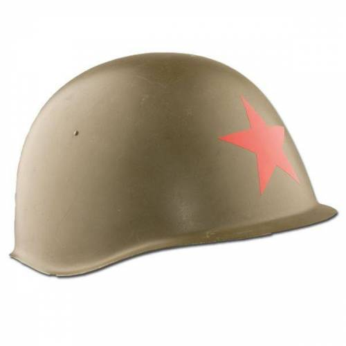 Russische Armee Russischer Stahlhelm M52 gebraucht