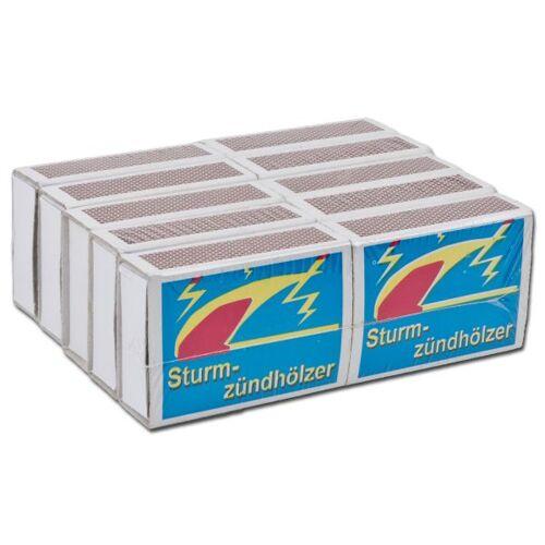 Sturmstreichhölzer 10er Pack