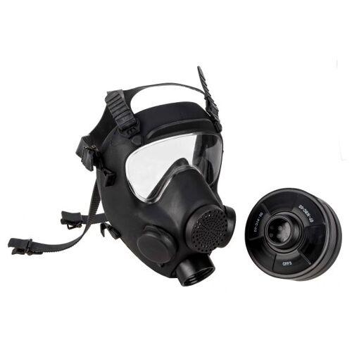 Polnische Armee Polnische Schutzmaske MP5 schwarz neuwertig