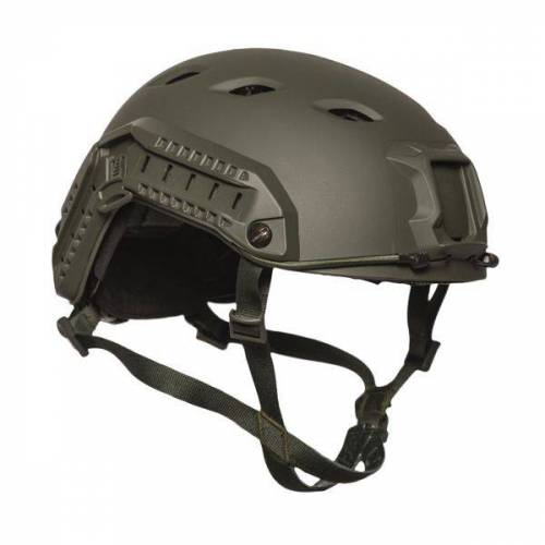 US Helm Fallschirmjäger FAST oliv