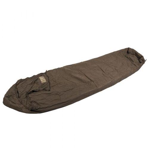 Bundeswehr Original BW Schlafsack Tropen mit Packsack gebraucht