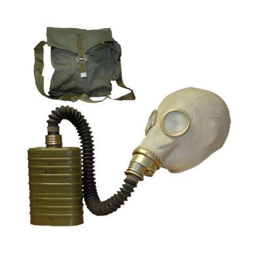 Polnische Armee Polnische Atemschutzmaske Sz M41 grau gebraucht