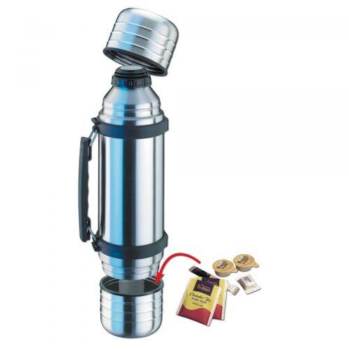 Isosteel DUO-Isolierflasche 1 L