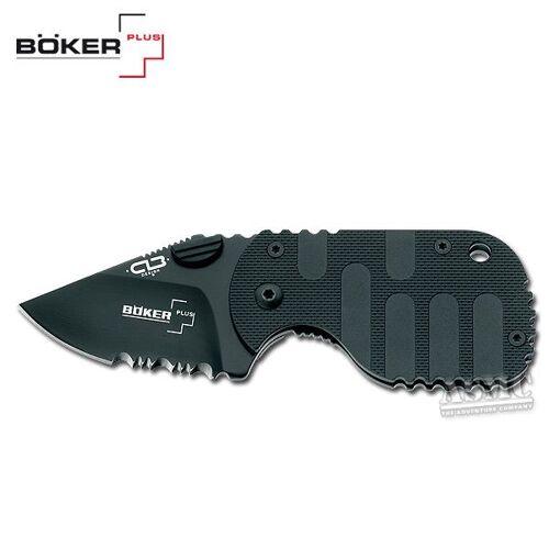 Böker plus Messer Böker Subcom Folder black