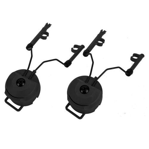 FMA Helmadapter Headset Comtac I/II schwarz