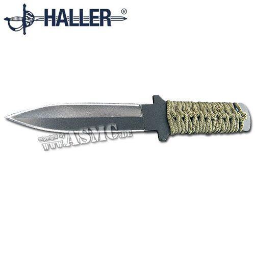 Haller Stahlwaren Messer Survival Dagger