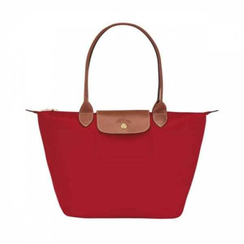 Longchamp Le Pliage Schultertasche S red (L2605-089-545) Schultertasche rot
