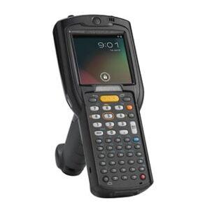 Zebra MC3200: WLAN, BT, GUN, 2D, 48KY, 2X, CE7 MC32N0-GI4HCLE0A
