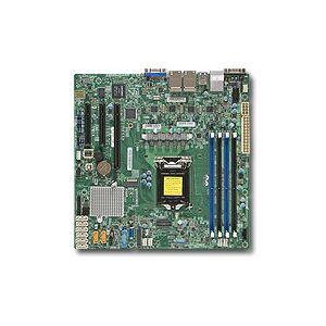 Supermicro Server board MBD-X11SSH-LN4F-O BOX MBD-X11SSH-LN4F-O