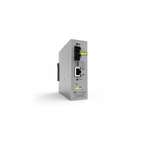 Allied TAA, 10/100/1000T POE+ to 1000SX/SC Industrial AT-IMC2000TP/SC-980