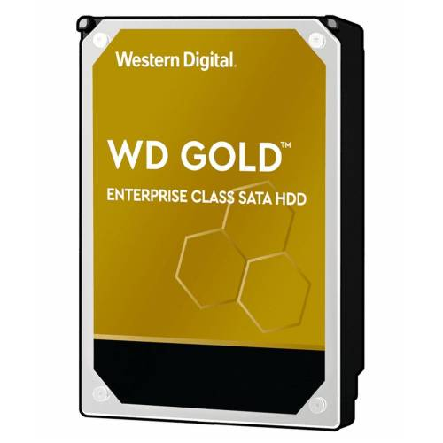 Western Digital GOLD WD4003FRYZ 3.5in 26.1MM 4TB 256MB WD4003FRYZ