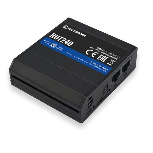 Teltonika Router RUT240 LTE GLOBAL VERSION RUT24007E000