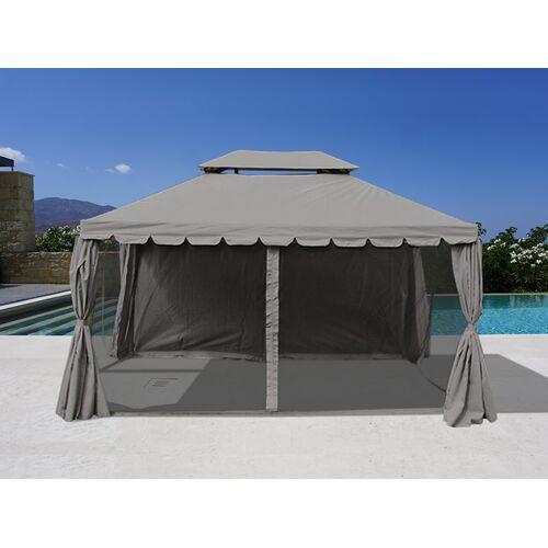 Dancover Pavillon Osiris 3x4m, Grau