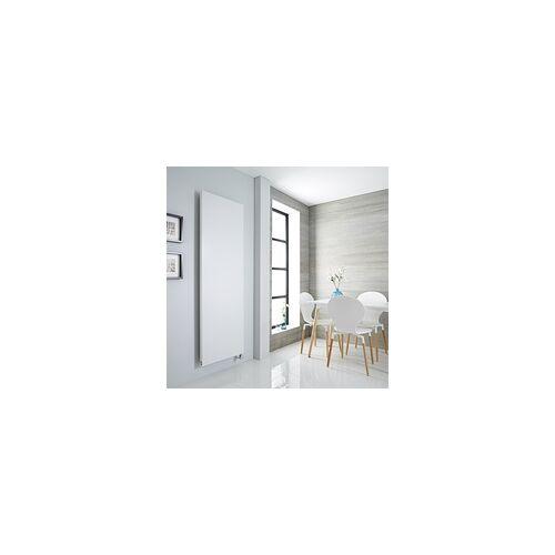Hudson Reed Design Flachheizkörper Elektrisch Vertikal Weiß 1800mm x 600mm - Rubi