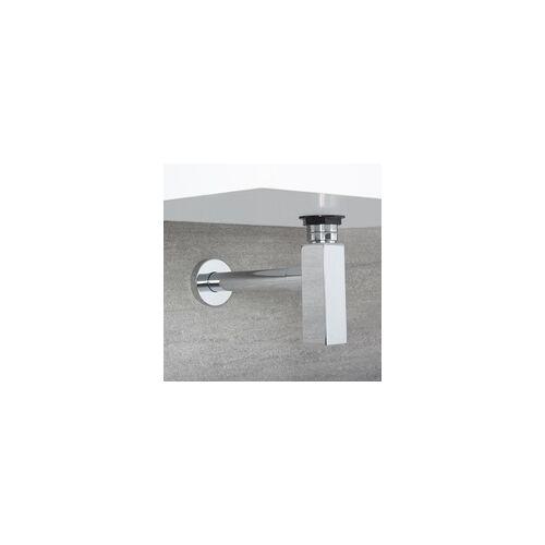 Hudson Reed Siphon für Waschbecken Eckiges Design
