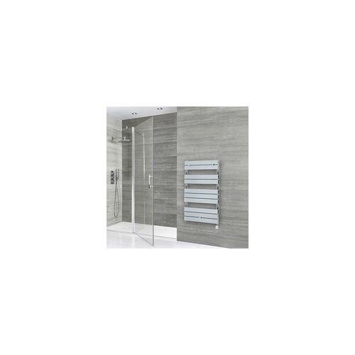 Hudson Reed Elektrischer Handtuchheizkörper 1000mm x 600mm Chrom - Lustro