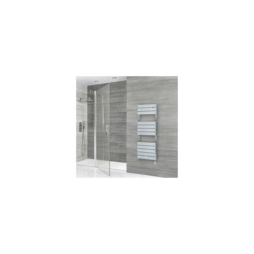 Hudson Reed Elektrischer Handtuchheizkörper 1213mm x 450mm Chrom - Lustro