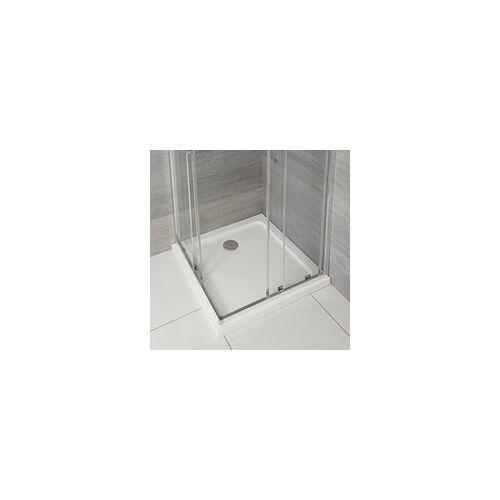 Hudson Reed Quadratische Duschwanne mit niedrigem Profil Maxon - Verschiedene Größen