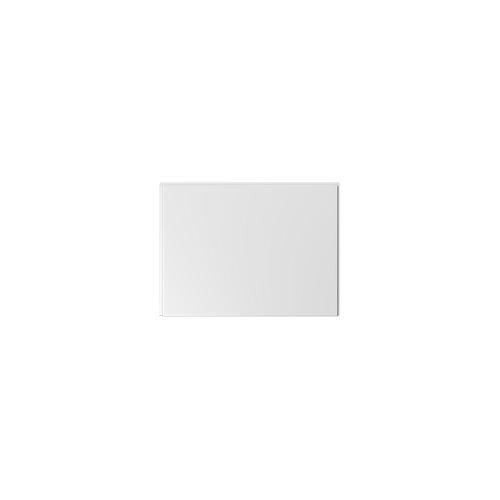 Hudson Reed Supastyle End-Panel für Badewannen 800mm Acryl gerade