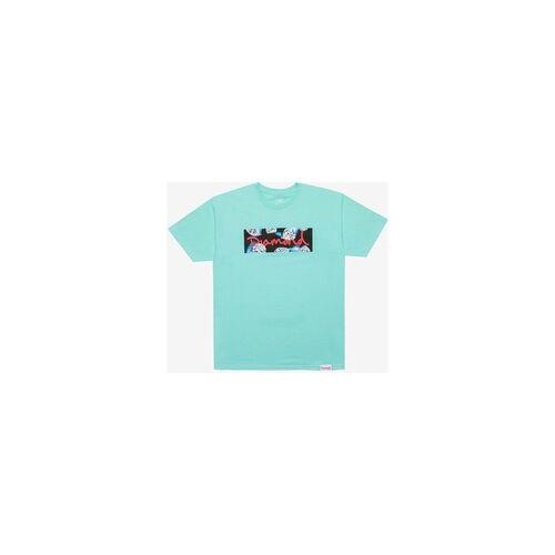 Diamond Tshirt DIAMOND - Diamond Cuts Ss Tee Diamond Blue (DBLU) Größe: M