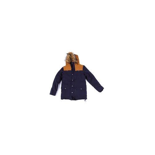 Hydroponic Jacke HYDROPONIC - Nanouk Hair Navy-Golden Brown (NAVY-GOLDEN BROWN) Größe: M