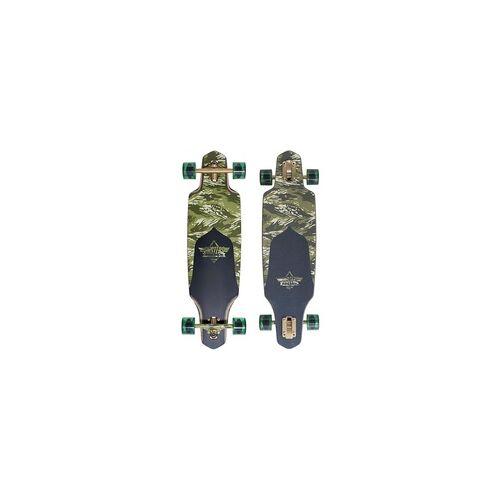 Dusters Longboard DUSTERS - Channal Guard 34 (CAMO) Größe: 34