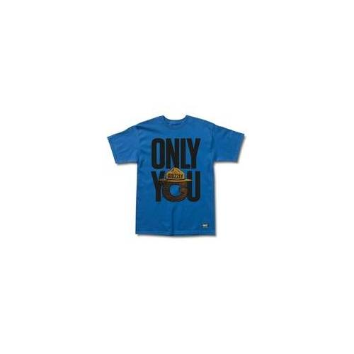 GRIZZLY Tshirt GRIZZLY - Only You Roy Roy (ROY) Größe: S