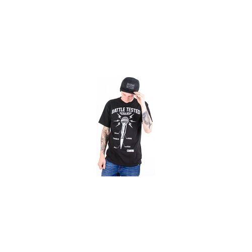 OSIRIS Tshirt OSIRIS - Mic Check Black (104)