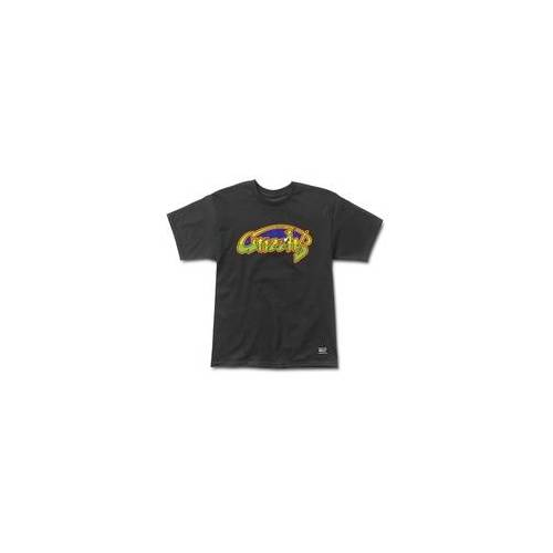 GRIZZLY Tshirt GRIZZLY - Galactic Frontier Tee Black (BLK)