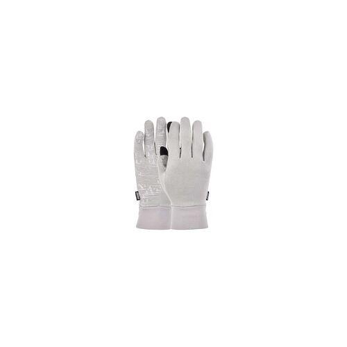 Pow Handschuhe POW - Poly Pro TT Liner Gray (GY)